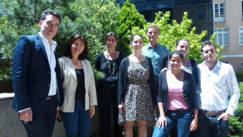 MVF acude a la Escuela Internacional Vatel España